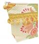 Borsa A Mano Pochette Tessuto Les Fleurs Du Soleil