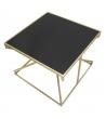 Tavolino Chain Metallo 60X60Xh45