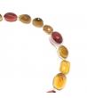 Collana Big Stones in resina Corsari Rosso Giallo Azzurro