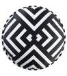 Cuscino Tondo Dona Jirafa Christian Lacroix diametro 45 cm