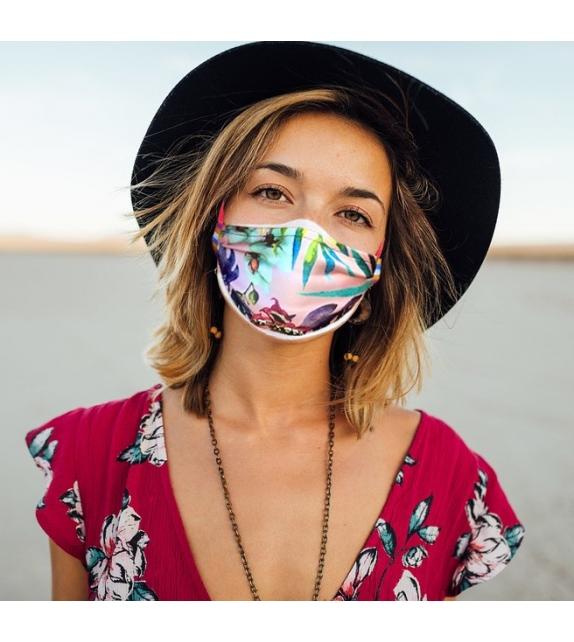 Cover per mascherina Pink Vibes Altamoda
