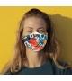 Cover per mascherina Buttons Altamoda