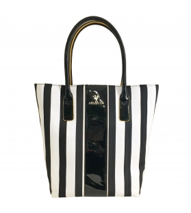 Borsa shopper Stripes Altamoda