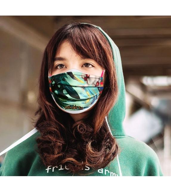 Cover per mascherina Borealis Altamoda