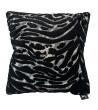 Cuscino Altamoda Black Animalier 40x40 cm