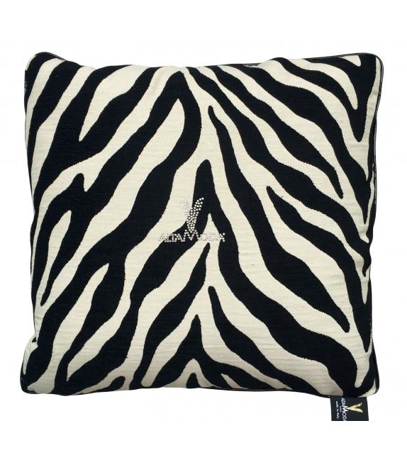 Cuscino Altamoda Zebra 40x40 cm