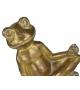Rana Yoga Meditazione Oro h23cm