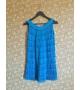 Vestito Charleston Azzurro