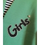 Giacca Girls Verde