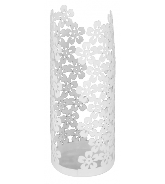 Porta Bicchieri Fiori Metallo