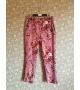 Pantalone Cipria Fiori
