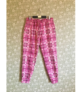 Pantalone Fucsia Optical