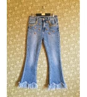 Jeans Pietre e Perle