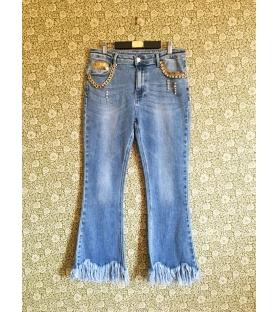 Jeans Tears of Joy Pietre