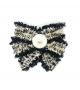 Spilla Fiocco modello Chanel 10x10 cm