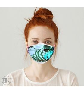 Cover per mascherina Monstera Altamoda