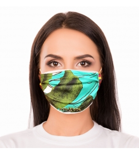 Cover per mascherina Jardin Altamoda