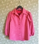 Camicia dainetto rosa punch