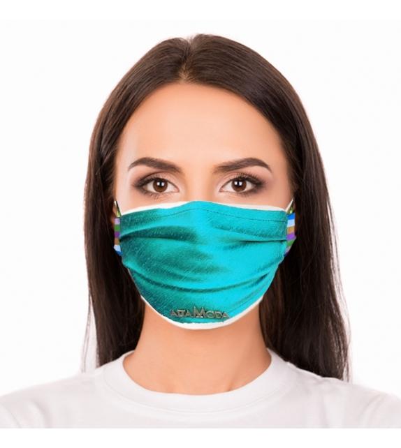 Cover per mascherina Aqua Altamoda