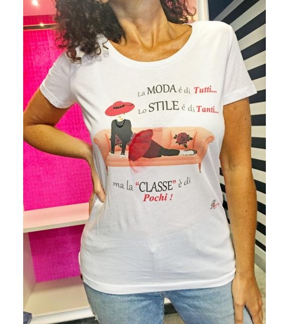 T-shirt La Classe è di pochi