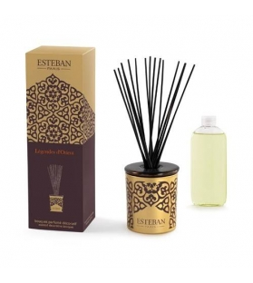BOUQUET PROFUMATO DECORATIVO + RICARICA 100ML LEGENDES D'ORIENT