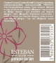 BOUQUET PROFUMATO INITIAL + RICARICA 75 mll ESPRIT DE TH - EDITION GRIS AZUR