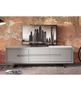 Struttura Porta TV grigio 170x50x52